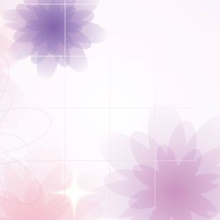 shelf  flower  purple iPhone5s / iPhone5c / iPhone5 Wallpaper