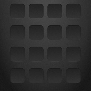 shelf  black iPhone5s / iPhone5c / iPhone5 Wallpaper