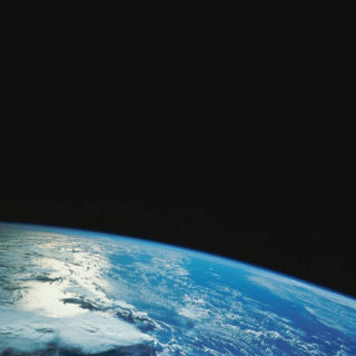 Earth and Space iPhone5s / iPhone5c / iPhone5 Wallpaper