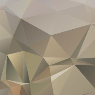 Three-dimensional pattern silver tea iPhone5s / iPhone5c / iPhone5 Wallpaper