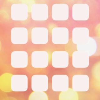 Shelf glow  pink ki girls and woman for Glitter iPhone5s / iPhone5c / iPhone5 Wallpaper