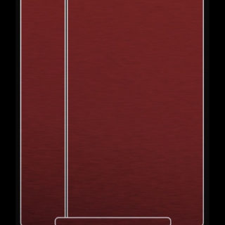 Cool simple red and black shelf iPhone5s / iPhone5c / iPhone5 Wallpaper