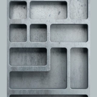 Cool shelf ash blue iPhone5s / iPhone5c / iPhone5 Wallpaper
