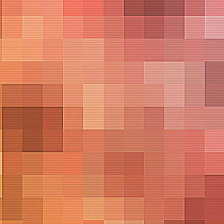 Pattern red orange cool iPhone5s / iPhone5c / iPhone5 Wallpaper