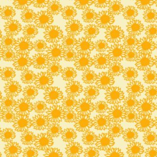 Pattern sunflower yellow women-friendly iPhone5s / iPhone5c / iPhone5 Wallpaper