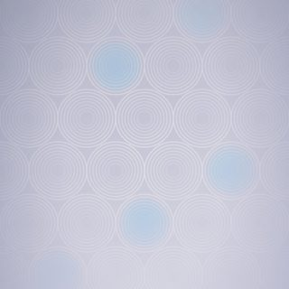 Pattern gradation circle Blue iPhone5s / iPhone5c / iPhone5 Wallpaper