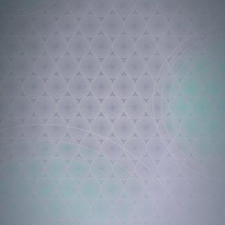 Dot pattern gradation circle light blue iPhone5s / iPhone5c / iPhone5 Wallpaper