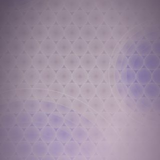 Dot pattern gradation circle Purple iPhone5s / iPhone5c / iPhone5 Wallpaper