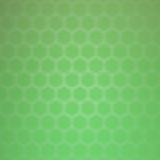 Gradient pattern circle Green iPhone5s / iPhone5c / iPhone5 Wallpaper