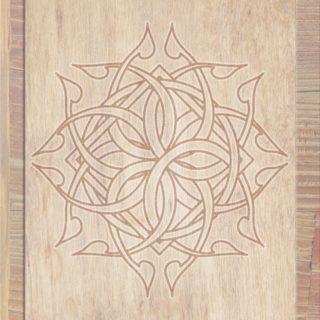 grain Brown iPhone5s / iPhone5c / iPhone5 Wallpaper
