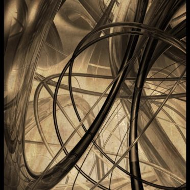 Helical Cool iPhone6s / iPhone6 Wallpaper