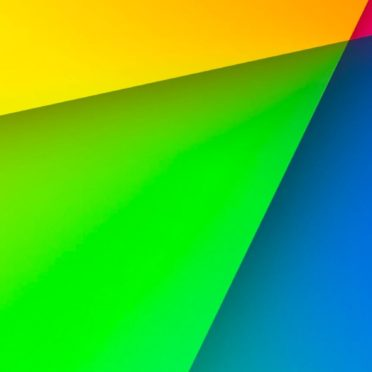 Colorful red, green and blue yellow iPhone6s / iPhone6 Wallpaper