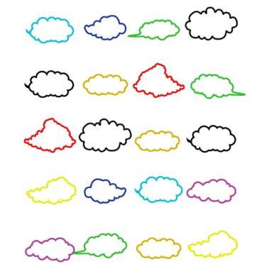 shelf gumo colorful simple iPhone6s / iPhone6 Wallpaper