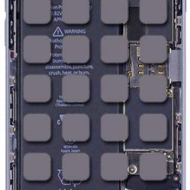 IPhone6 board shelf Cool iPhone6s / iPhone6 Wallpaper