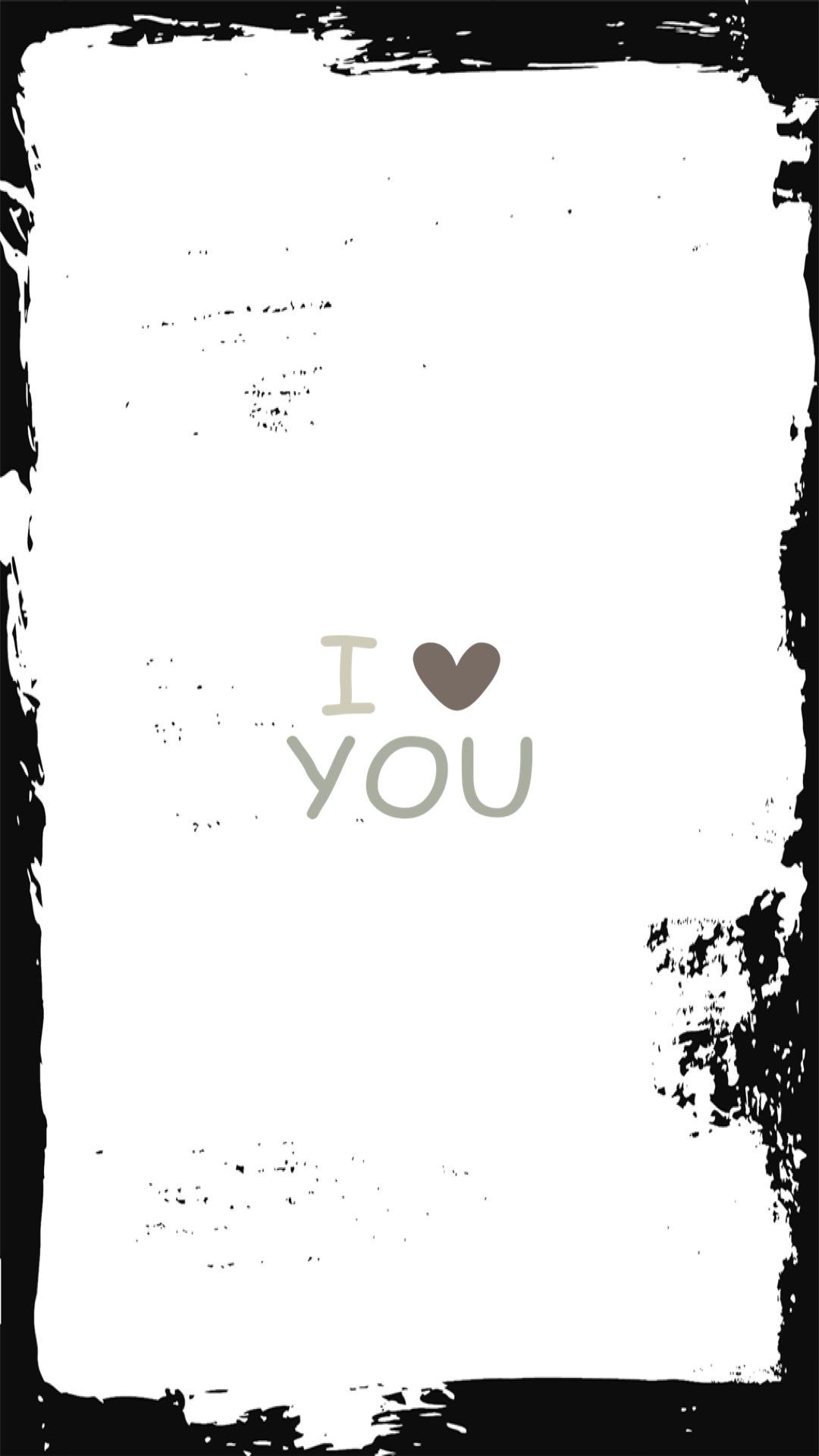 Love Black And White  wallpaper.sc iPhone6sPlus