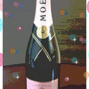 Moet et Chandon champagne iPhone7 Wallpaper