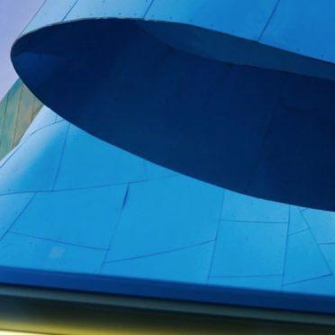 Cool blue iPhone7 Wallpaper