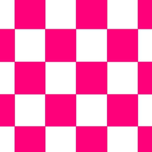 Peach checkered shelf for women iPhone7 Plus Wallpaper