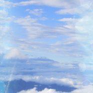 Sky clouds iPhone8 Wallpaper