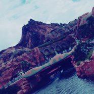 Disneysea Landscape iPhone8 Wallpaper