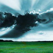 Landscape clouds iPhone8 Wallpaper