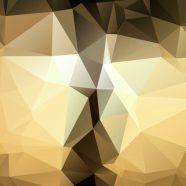 Pattern gold iPhone8 Wallpaper
