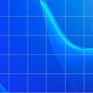 Pattern blue water borders shelf iPhone8 Wallpaper