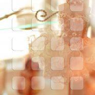 Wedding dress ornament shelf for women iPhone8 Wallpaper