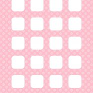 Pattern  flower  pink  girls and woman for shelf iPhone8 Wallpaper