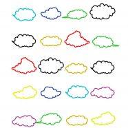 shelf gumo colorful simple iPhone8 Wallpaper