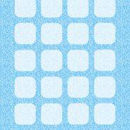Pattern light blue Tanaao iPhone8 Wallpaper
