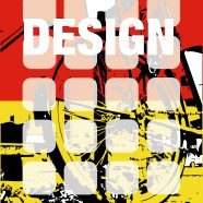 Illustration bicycle red yellow Life of DESIGN shelf iPhone8 Wallpaper