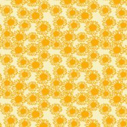 Pattern sunflower yellow women-friendly iPhone8 Wallpaper