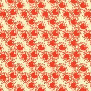 Pattern sunflower red women-friendly iPhone8 Wallpaper