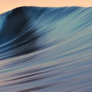 Landscape sea surf Mavericks Cool iPhone8 Wallpaper