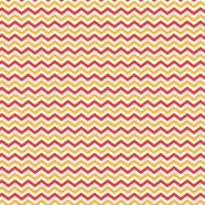 Pattern jagged border red-orange iPhone8 Wallpaper