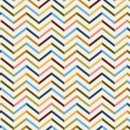 Pattern colorful border jagged iPhone8 Wallpaper