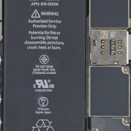 iPhone6s decomposition mechanical board cool iPhone8 Wallpaper