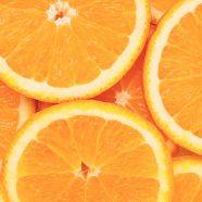 Food women for Orange iPhone8 Wallpaper
