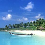 Landscape sea blue ship iPhone8 Wallpaper