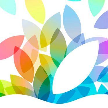 Apple leaves iPhone8 Wallpaper