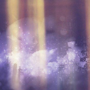 Light aurora iPhone8 Wallpaper