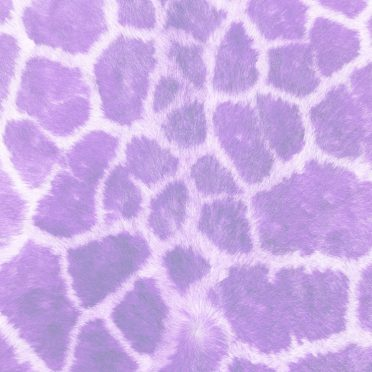 Fur pattern Purple iPhone8 Wallpaper