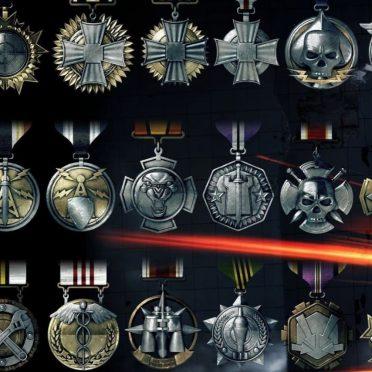Cool Medal iPhone8 Wallpaper