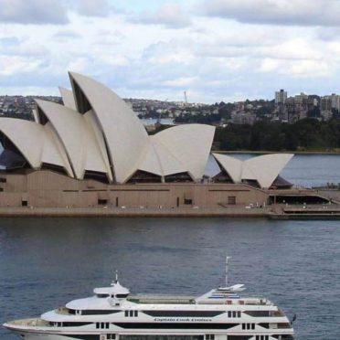 Landscape Sydney iPhone8 Wallpaper