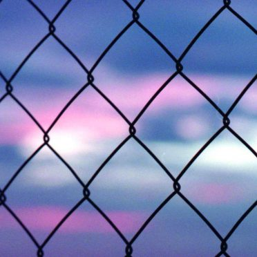 Wire mesh cool blur iPhone8 Wallpaper