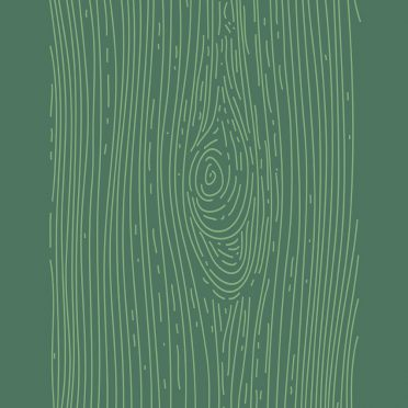 Illustrations grain green iPhone8 Wallpaper