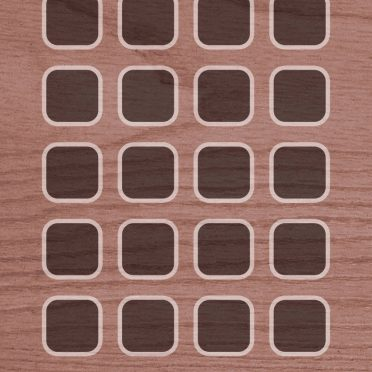 Plate wood brown grain shelf iPhone8 Wallpaper