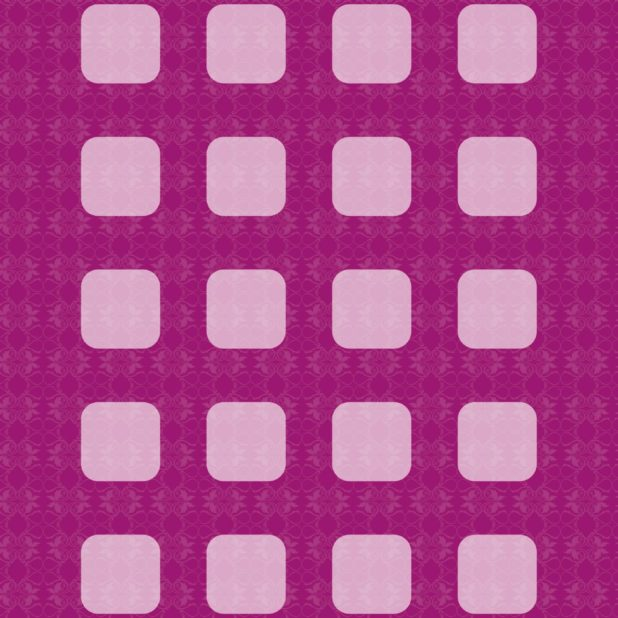 Pattern  purple  shelf iPhone8Plus Wallpaper