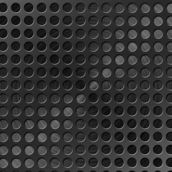 Pattern black iPhoneX Wallpaper